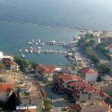 Aerial photo of Marmaras, Chalkidiki