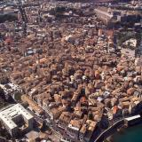 Aerial photo of Kerkyra town