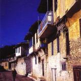 Pagoneri, traditional houses