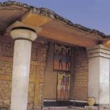 Knossos, southern propylon (entrance) of the palace