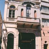 Heraklio, 'Bon Marche' building of the family A. Polycrati, Ag. Minas 8 street