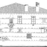 Eratira, Lazaridis mansion (18th cent.), plan