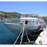 Fourni, local passenger ship