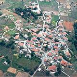 Aerial photo of Aravonitsa village