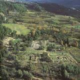 Ancient Olympia, view of the archaeological site