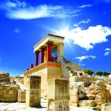 Archaeological Site of Knossos, the royal villa