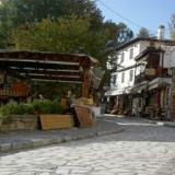 Makrinitsa, wander around the quaint paths