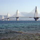 Rio-Antirrio bridge has been named 'Harilaos Trikoupis' bridge in honour of the Greek politician who has first visioned it