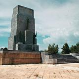 A Panhellenic Heroon (war memorial) of the 1821 Revolution view at Kalavryta