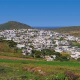 Triovassalos; a village with considerable commercial development, as well as Pera Triovassalos