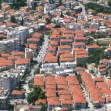 Kavala, Koules area - an outstanding view of the old town