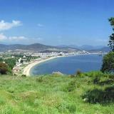 Vrasidas/Nea Peramos is the seat of Eleftheres Municipality & one of the most developed tourist resorts of the district