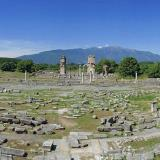 Filippi - a most important archaeological sites of Greece