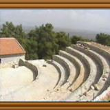 Alistrati - an open-air theatre in a town of rich cultural tradition