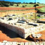 Amfipolis, the Roman period was a time of prosperity for the town, which, as a station on the Via Egnatia and the capital of a rich hinterland, grew economically and culturally
