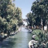 Erassinos, partial view of the river
