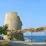 Mylos Beach in Agios Andreas