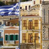 Buildings of Symi