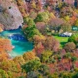 Rhapsody of colours: The Vikos Gorge