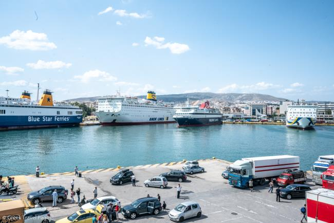 Piraeus port PIRAEUS (Port) ATTIKI