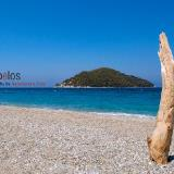 Beach on Skopelos