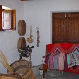 Interior view of the store room of Antimachia Traditional House