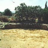 Minoan tombs in Platanos