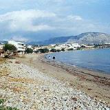 Beach in Makry Gialos