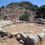 The Agora of the ancient city, Lato