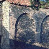 Blind arches in Michael Archangelos Church, Monastiraki