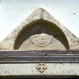 A relief dated 1617 in the church of Gorgoliani Monastery