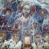 A 14C fresco in Agia Marina Church in Kalogeros