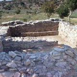 The ruins in Zominthos