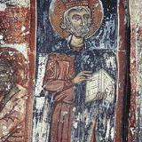 A 14C fresco in the Panagia Church, Kadros