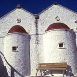 Agios Antonios Church in Kalamafka