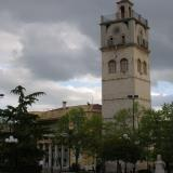 Town clock, to the south of Nikis square in the Kozani town