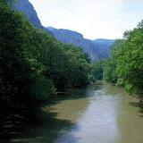 Pinios river, Tembi Valley