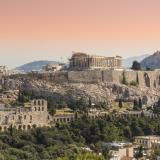 Acropolis of Athens: The south slope