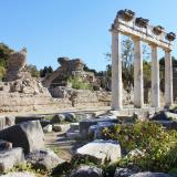 Archaeological Site of Ancient Agora and Port of Kos