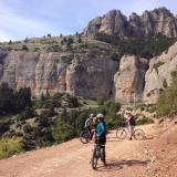 Mountain bike - Korinthia, Panagia Vrahon