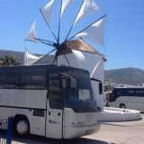 Erkyna Travel Coach Bus