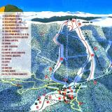 3-5 Pigadia ski centre map